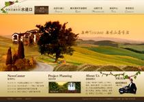 中国鲜艳的水乡―水道口