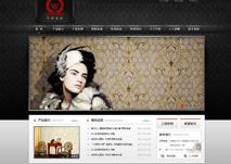 河南天悦装饰材料有限公司网站案例